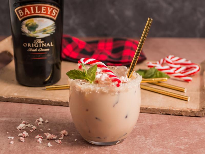 CHOCO MENTA | El delicioso sabor del Bailey's con un toque especial de menta y chocolate.