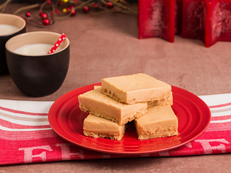 MOUSSE DE TURRÓN DE ALMENDRA | El postre perfecto para que tus comidas navideñas terminen de una forma especial.
