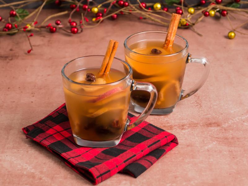 PONCHE DE FRUTAS GUATEMALTECO | El sabor que identifica la época de fiestas navideñas a los chapines.