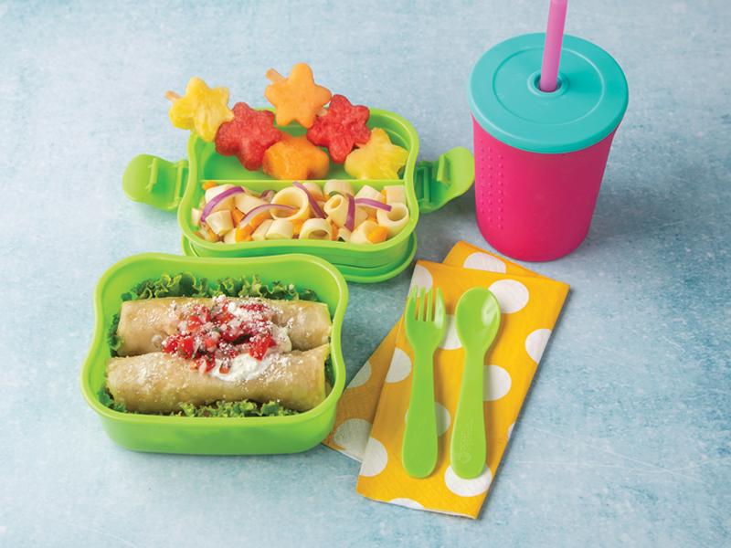 TAQUITOS DE CARNITAS | Tus hijos no podrán comerse sólo uno.