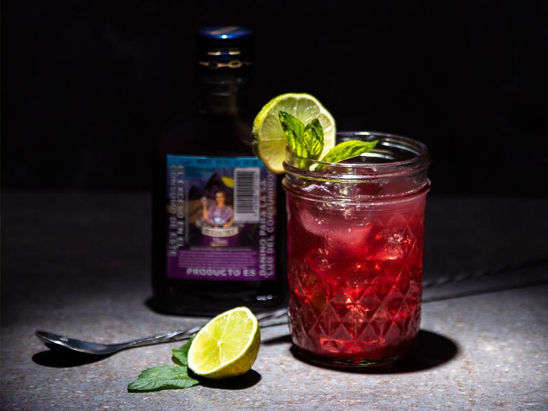 SPRITZER DE MORA | ¡Una bebida muy refrescante!