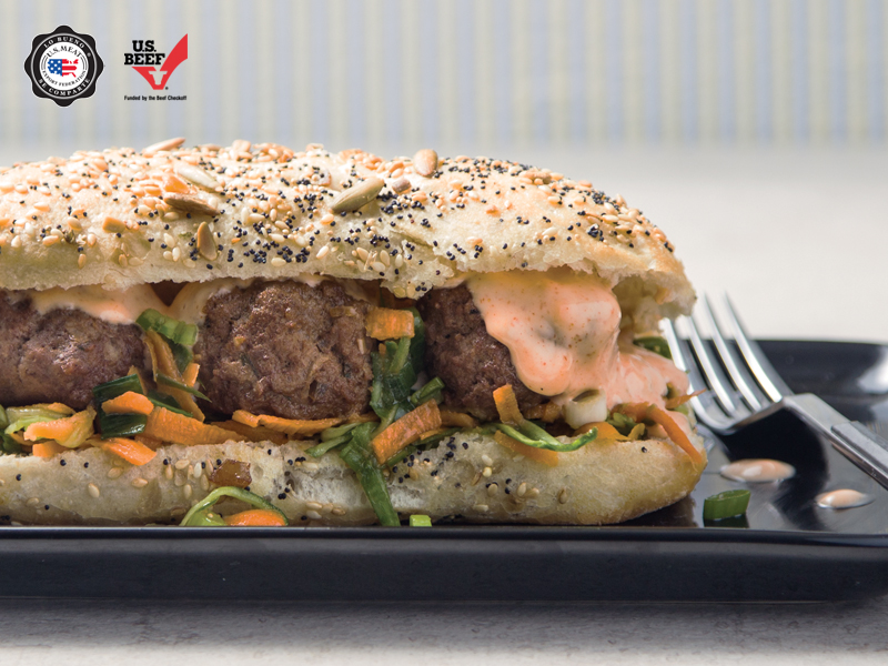 SÁNDWICH VIETNAMÉS  | Una opción deliciosa para comer de almuerzo o cena.